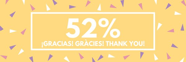 PASITO A PASITO...52%! - GRACIAS MECENAS!