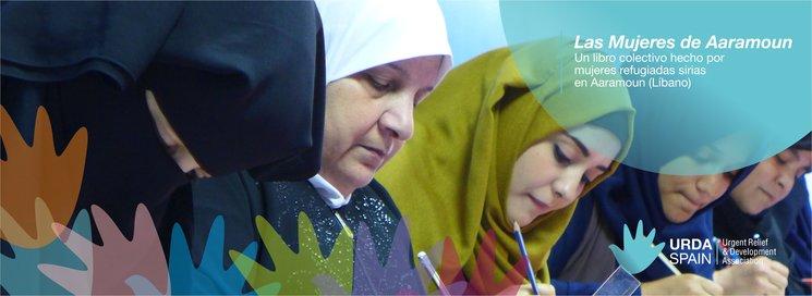Varias mujeres durante el taller