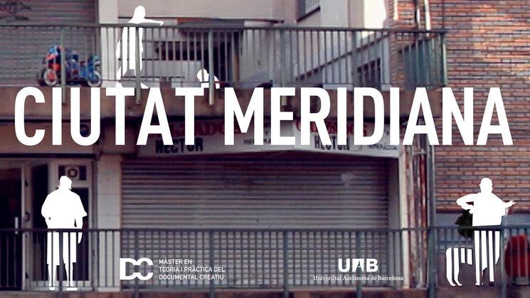 Ciutat Meridiana, 2016.