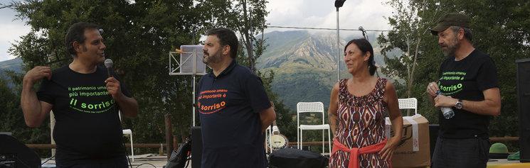 Festivale Al3Mura - Amatrice 2017