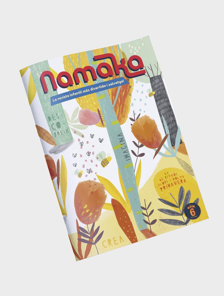 Revista Namaka nº6