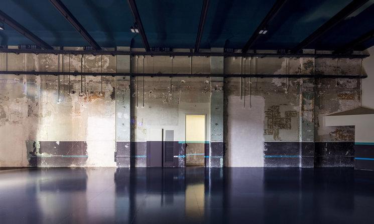 Sala de Dalt (Sala Beckett).