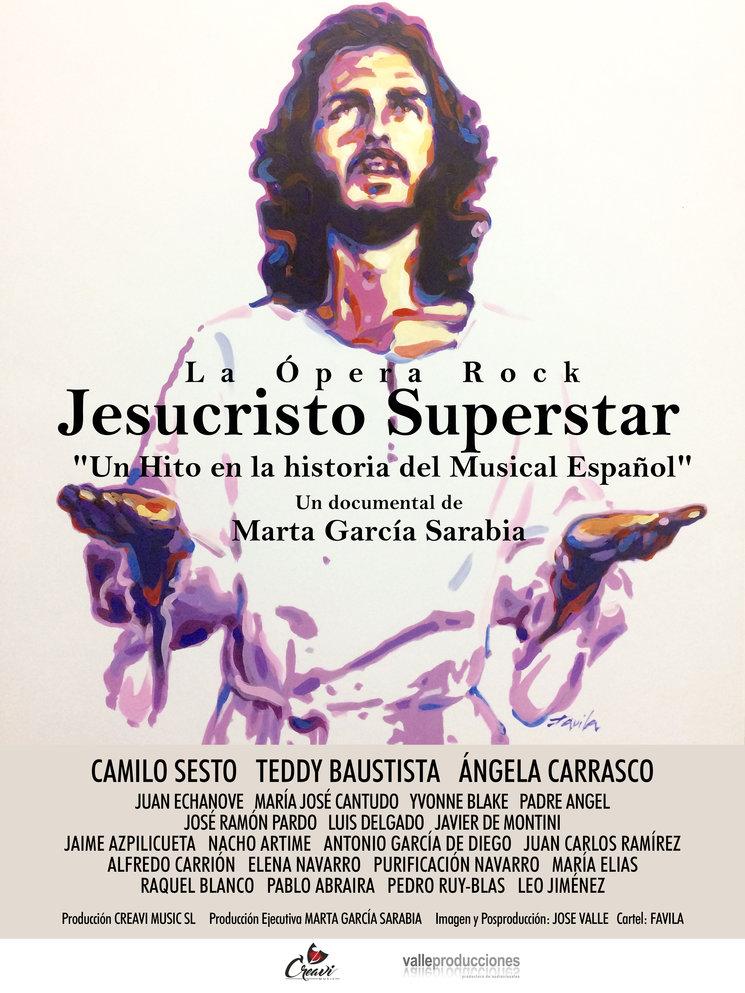 Documental Jesucristo Superstar Hito En La Historia Del Musical Español Verkami