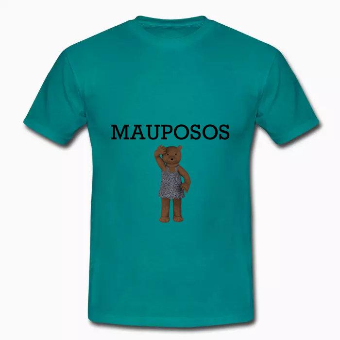 Camiseta Mauposos