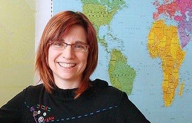 Carmen Duce, ingeniera y activista<br/> ecofeminista.
