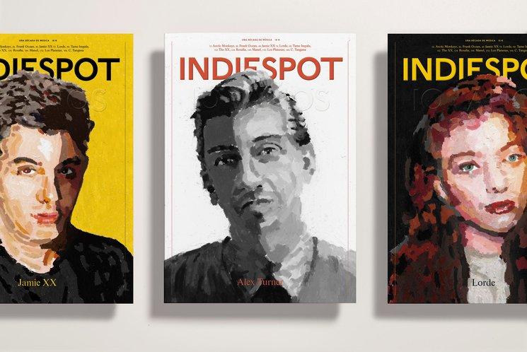 Presentación revista Indiespot en Barcelona