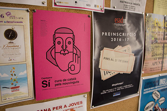 Exemple cartell llengua.