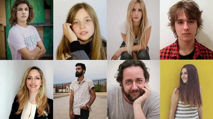 Los actores que darán vida esta historia