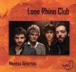 """Lone Rhino Club / """"Mentes Abiertas"""" (2014)"""