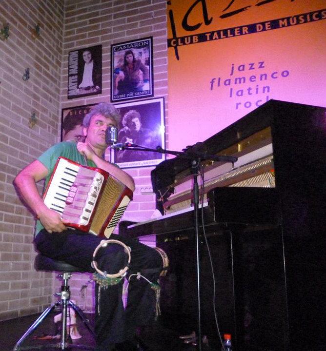 Concierto Julio Lobos Blues