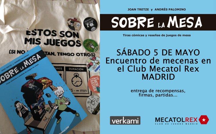 Encuentro en madrid el 5 de mayo