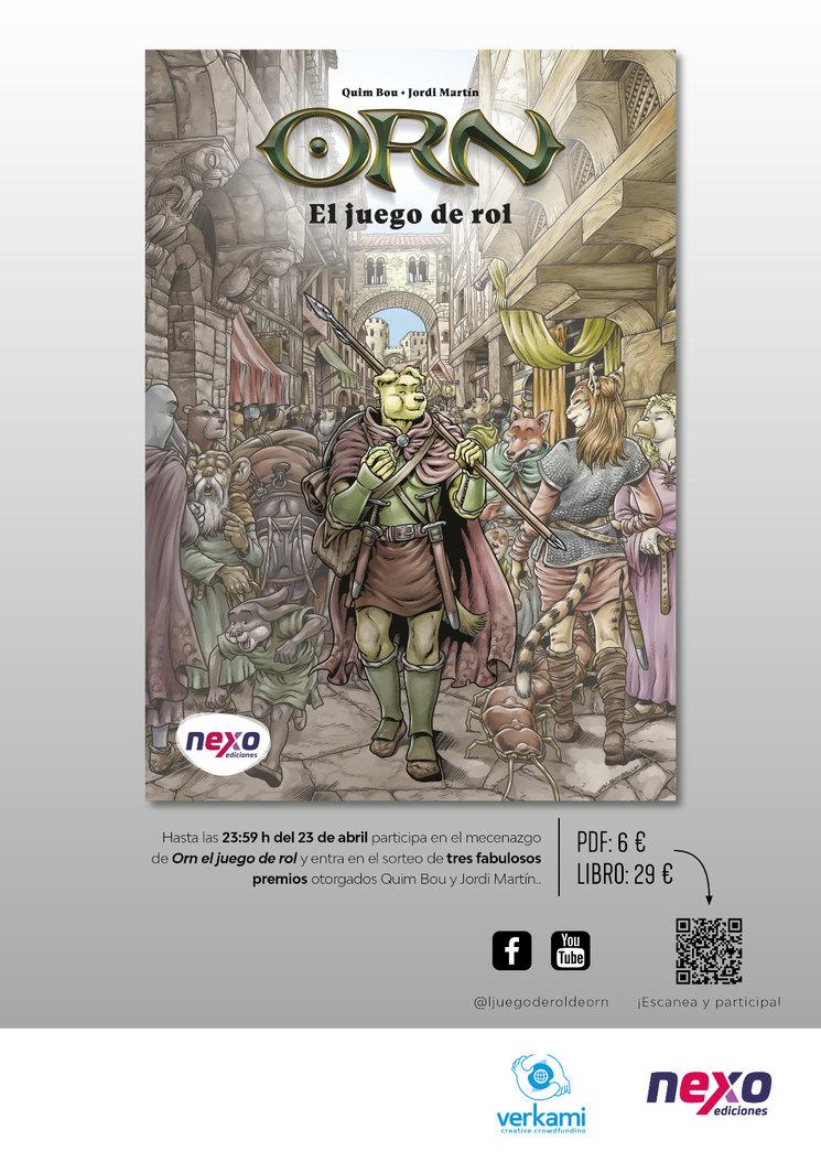 Cartel para anunciar el sorteo por el Día del libro