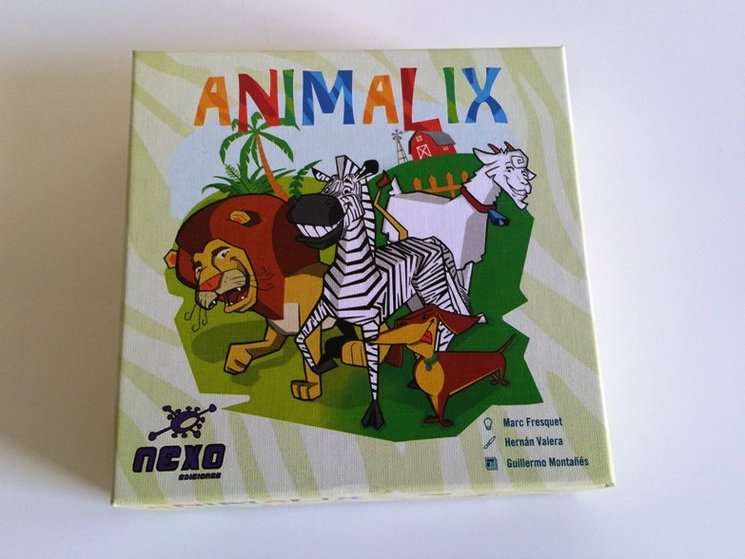 Juego Animalix