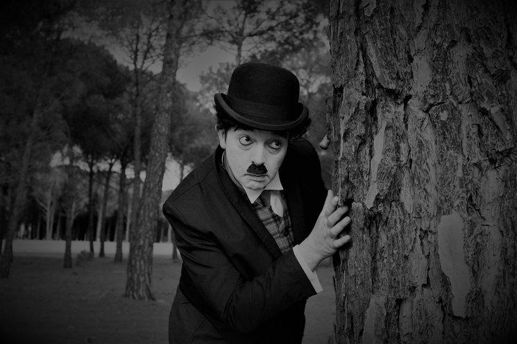 Soñando a Chaplin/Foto de Chari González.