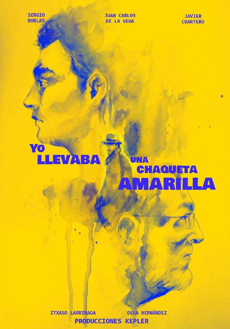 #UnaChaquetaAmarilla