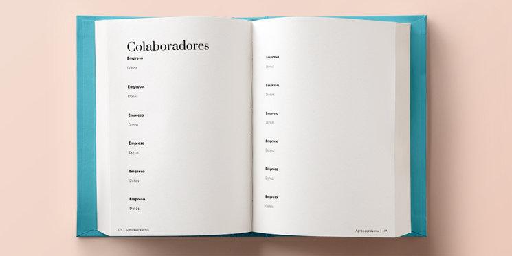Listado de empresas colaboradoras