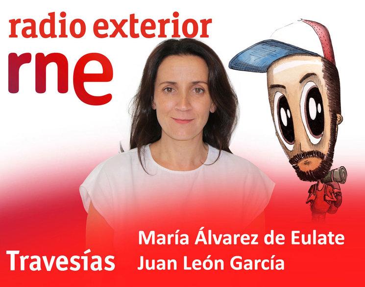Entrevista en Travesías, de Rne