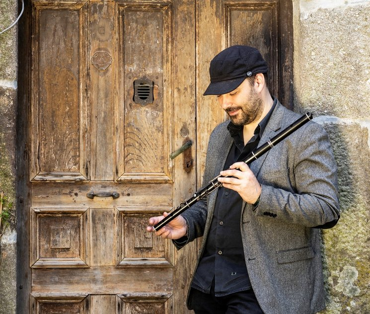 "photo nando iglesias for ""el cantar de los flautares"""