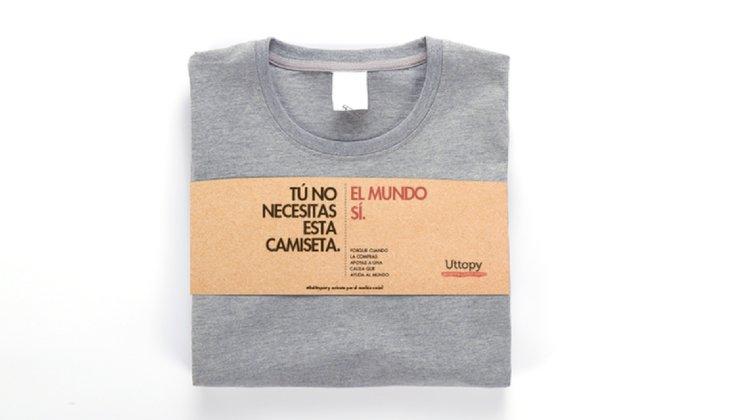 Camisetas con Mensaje para Impulsores del Cambio Social
