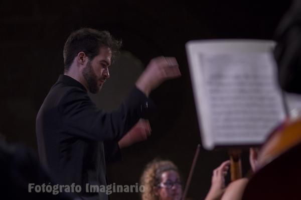 FIM´cc 2017. Orquesta Ciudad Monumental de Cáceres (OCMC). Director, Miguel Calderón.