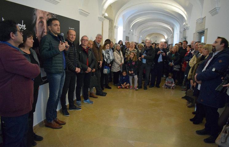 inauguración en el Museo de Historia de Sant Feliu de Guíxols