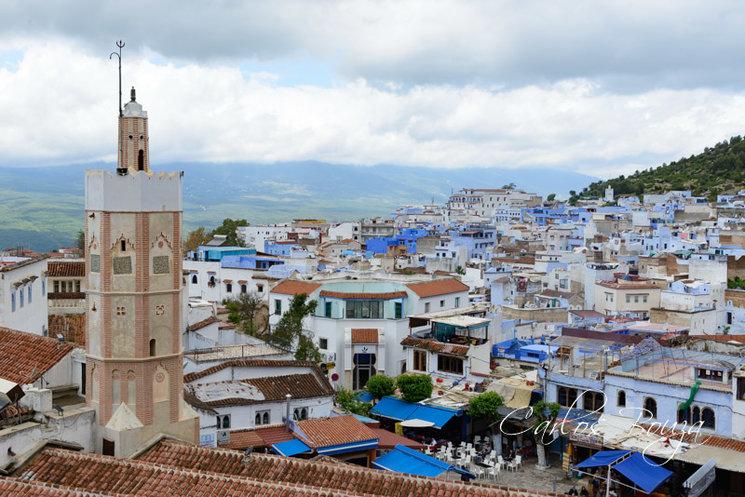 Mezquita y plaza Uta el-Hamman