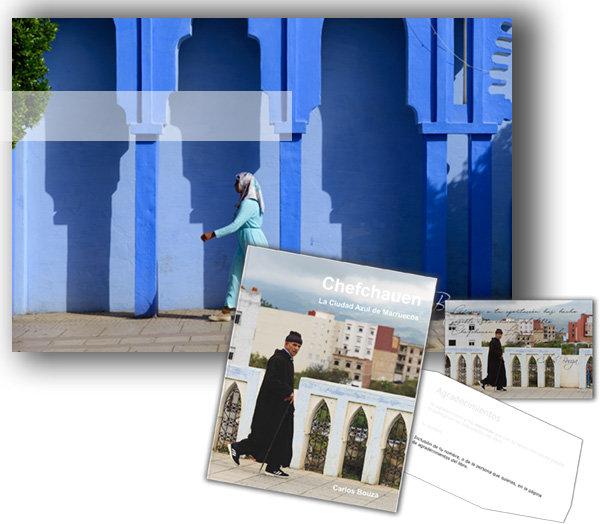 Recompensa: Libro + página de agradecimiento + tarjeta + foto 30x45 cm.