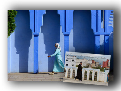Recompanesa: Foto 30x45 + tarjeta de agradecimiento