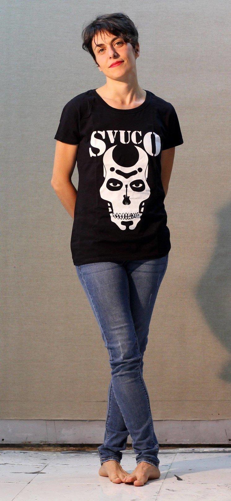Camiseta Svuco Mujer