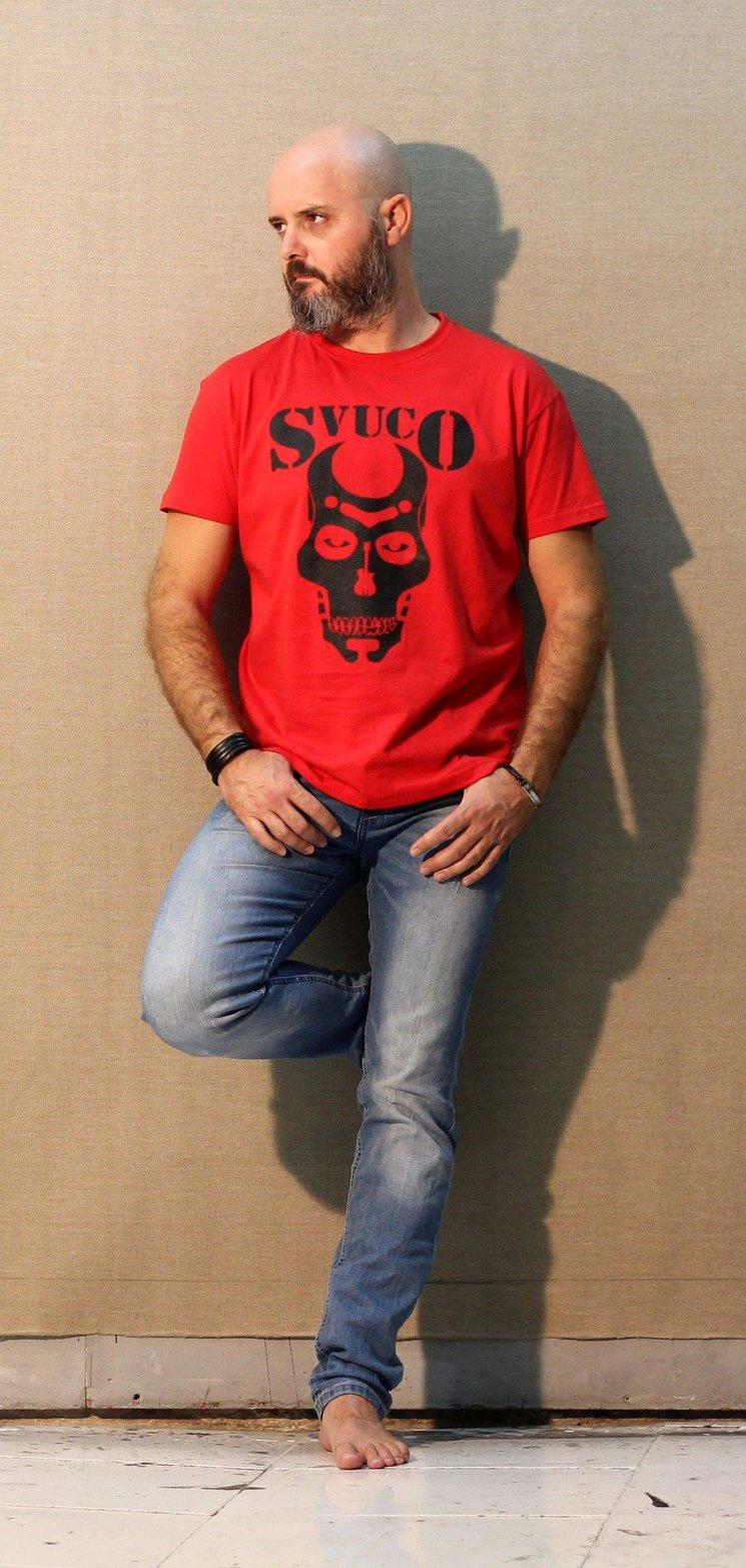 Camiseta Svuco Hombre