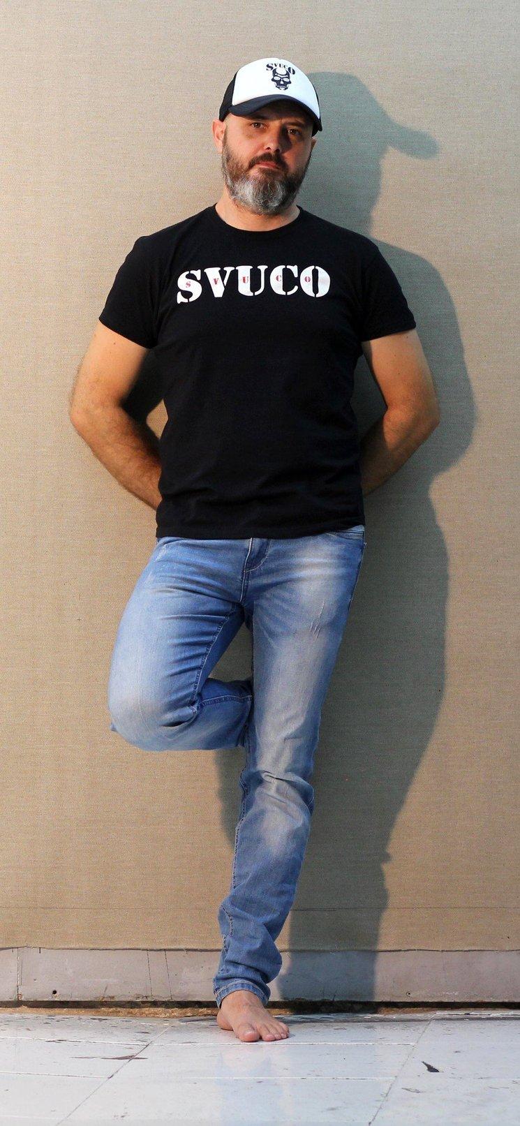 Camiseta Svuco