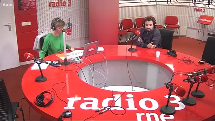 King Ray en Radio 3