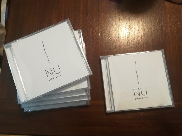 Ja han arribat les cds fisics!