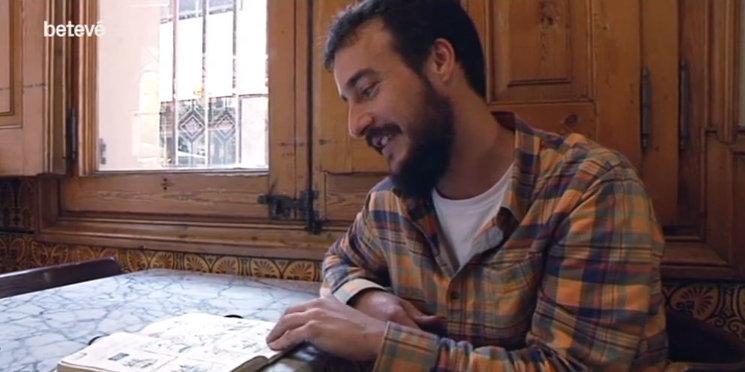 Entrevista en BETEVÉ