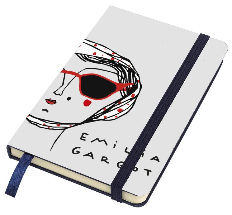 Llibreta Emilia Gargot