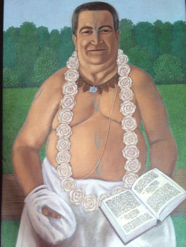 Acarya Sri Prema Krishna Das Babaji Paramahamsa Kaviraj