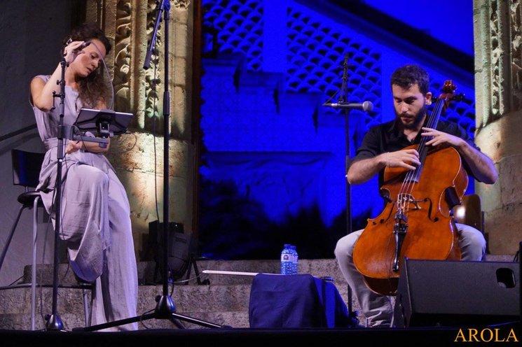 Duet XY al Racó de la Calma, 2017. Foto Carles Arola