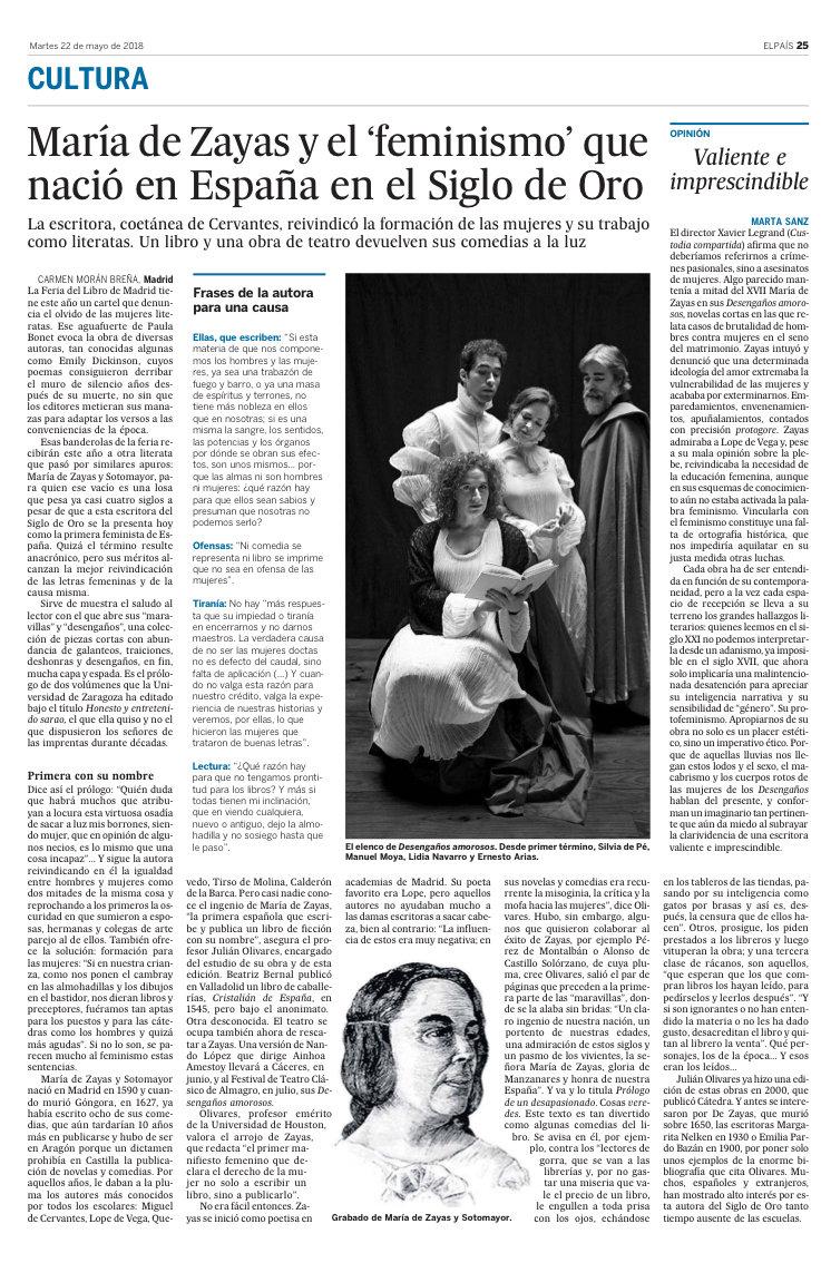 El País -22/05/2018-