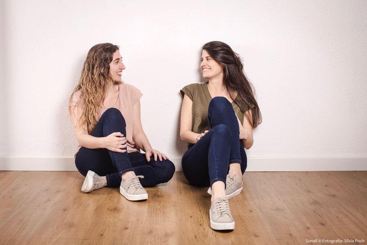 Sonall, música per a  nadons, 2018 (Marta Casals y Gemma Rafecas)