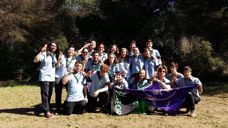 Unitat de Pioners de Campaments de Setmana Santa 2018