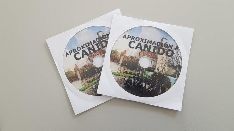 DVD sobre o barrio de Canido