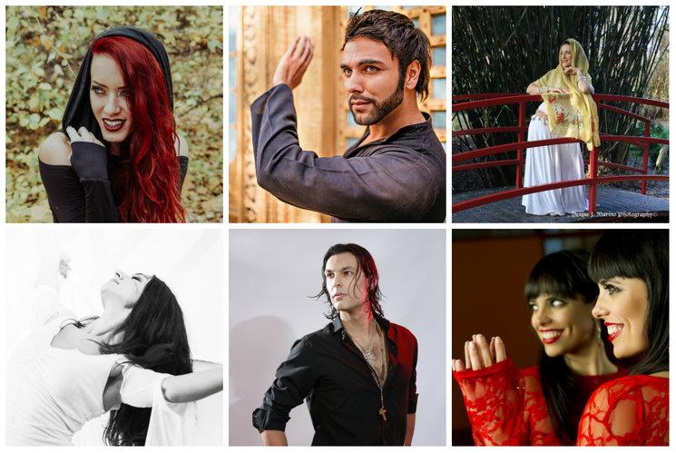Michelle Sorensen (USA), Karan Pangali (UK), Neslihan Yilmazel (Turkey), Matías Bahamonde (Argentina), Eva MonRo (Spain).