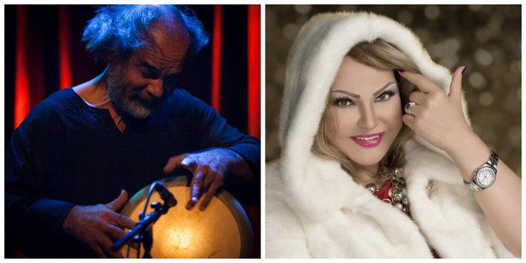 Nuestros padrinos: Misirli Ahmet (Turquía), Raqia Hassan (Egipto).