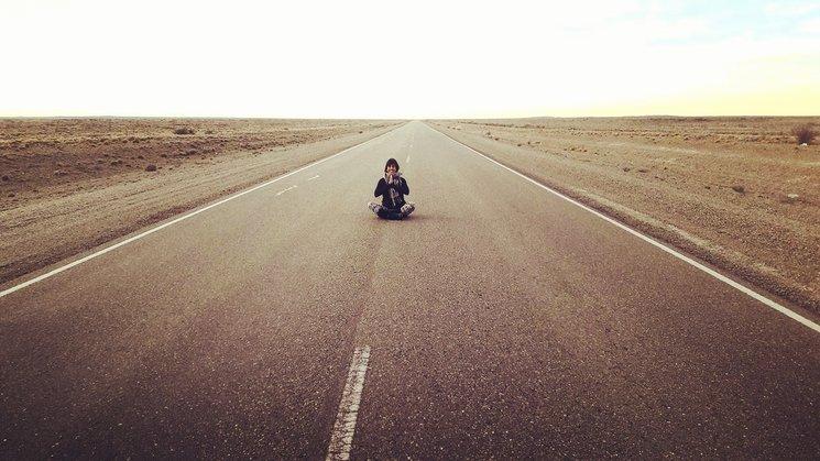 Patagonian Road.