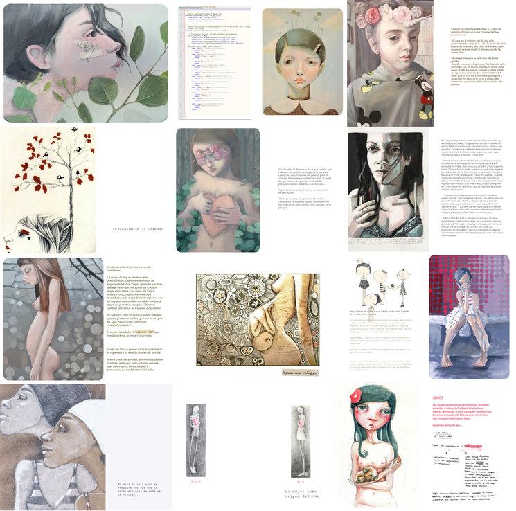 Algunas páginas del libro