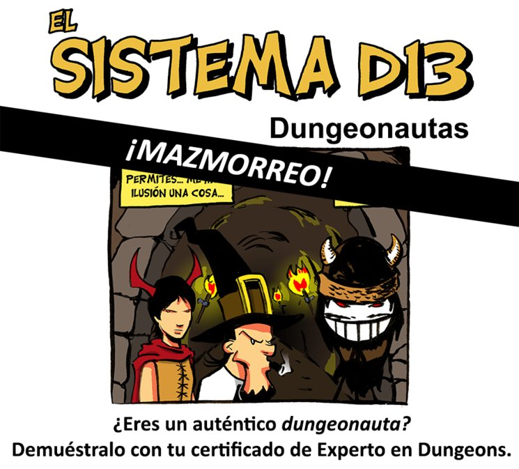 Dungeon jugable de regalo