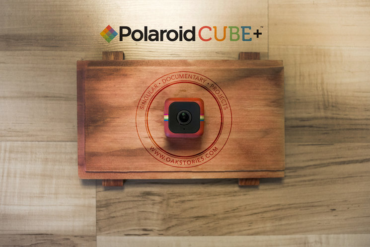 SORTEO Polaroid Cube Plus