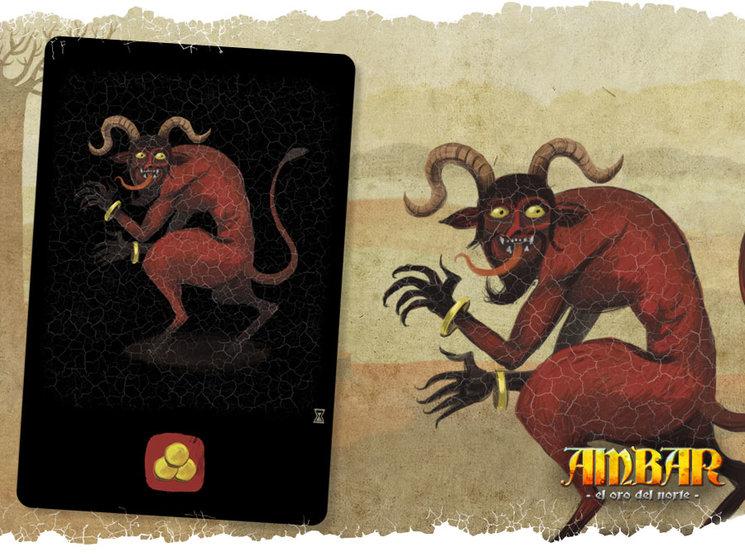 Segundo demonio del juego