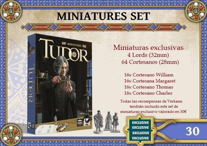 68 Miniaturas exclusivas para la campaña
