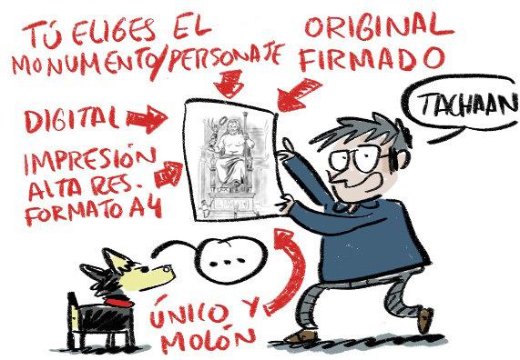 Historia del arte en cómic volumen 01  El mundo clásico — Verkami 97a1ecc4733